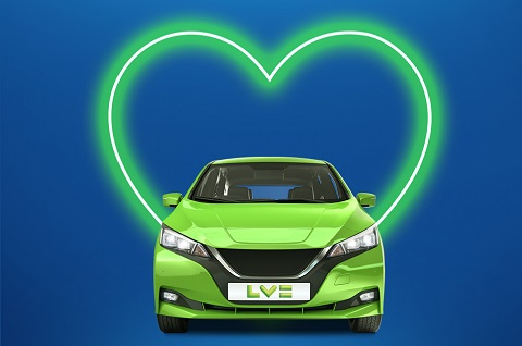 New insurance from LV= offers peace of mind for electric car owners